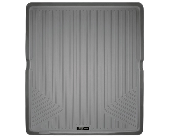 Husky Liners 22032 Cargo Liner Behind 2nd Seat 07-16 GMC Acadia, 17 GMC Acadia Limited, 07-10 Saturn Outlook Grey