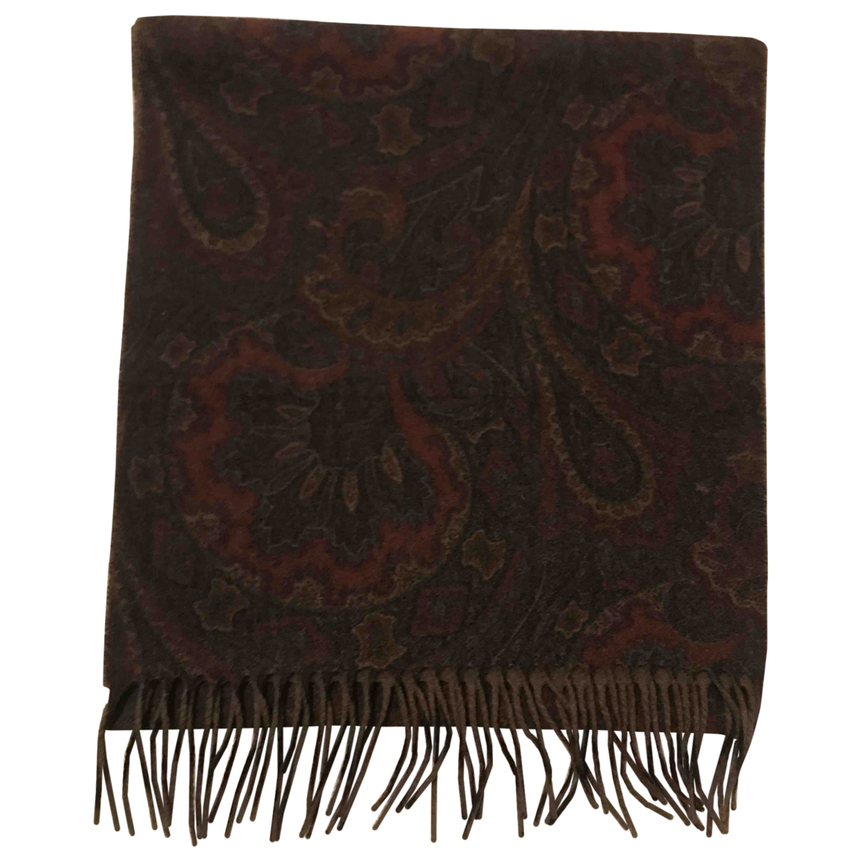 Pañuelo / bufanda de Cachemira Etro
