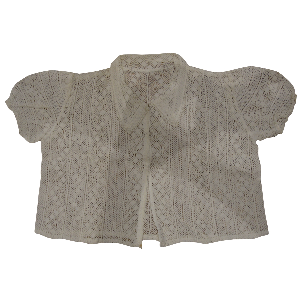 Non Signé / Unsigned \N Beige Cotton  top for Kids 6 months - up to 67cm FR