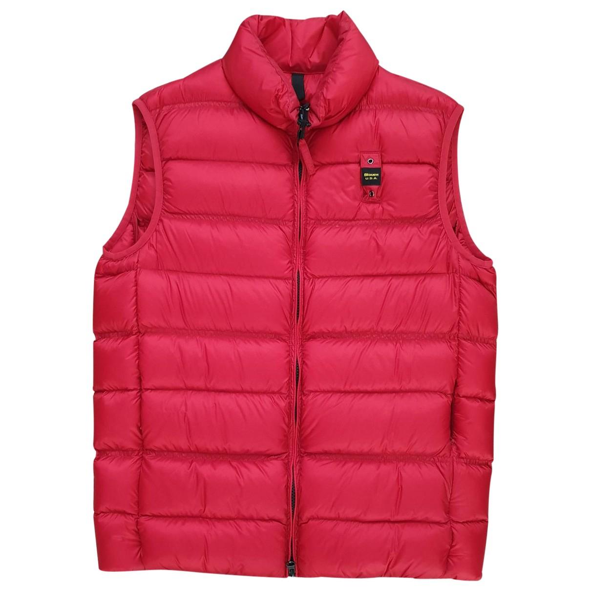 Blauer N Red jacket  for Men XXL International