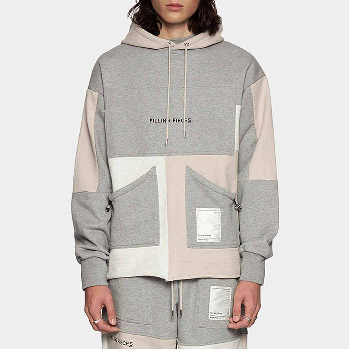 Filling Pieces Graphic Hoodie 98177901932