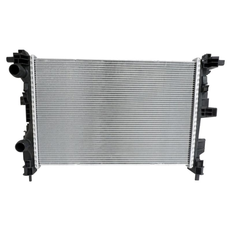 Crown Automotive 68247208AA Jeep Replacement Radiators; Coolers and Related Components