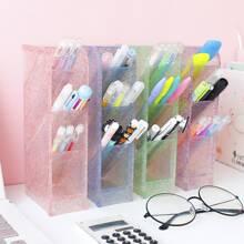 1 Stueck Stifthalter mit Gitter