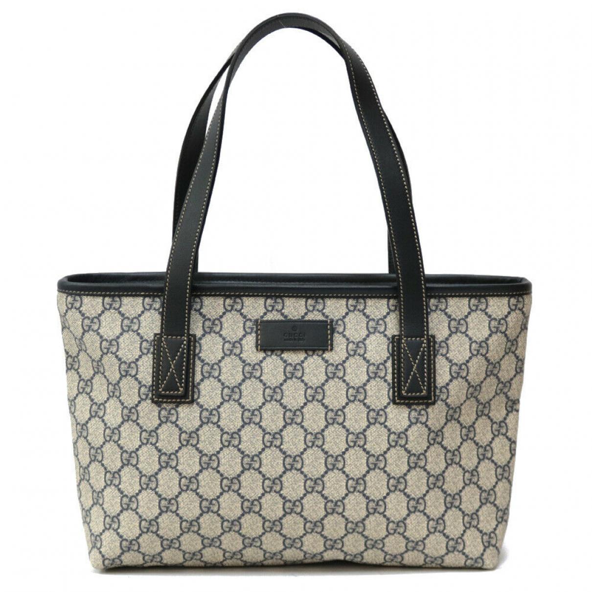 Gucci N Leather handbag for Women N