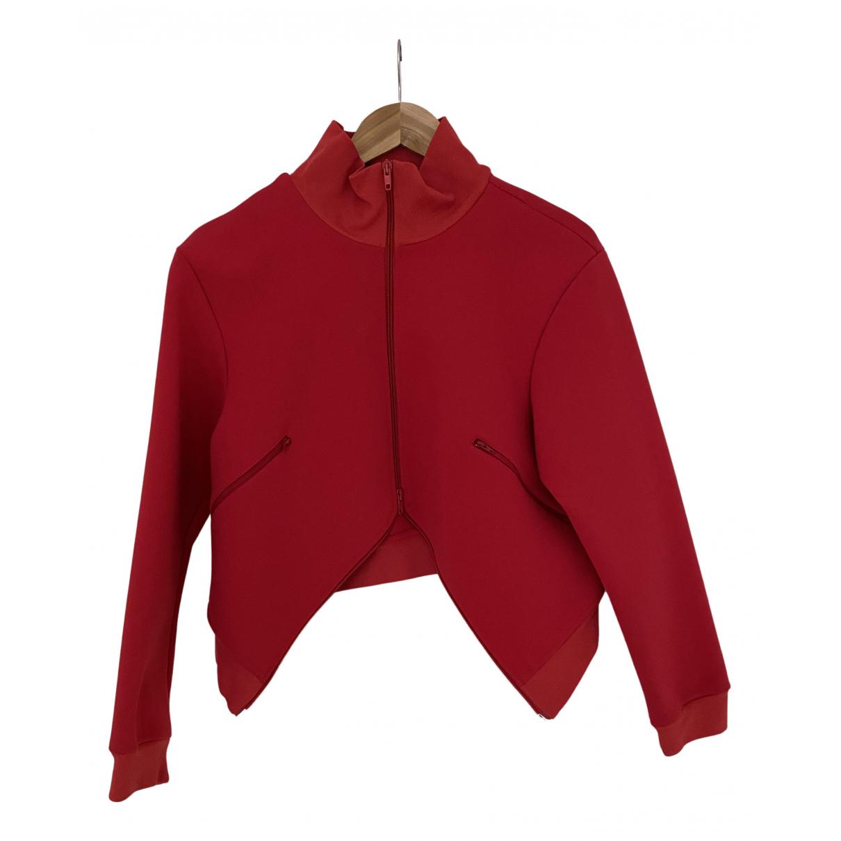 Balenciaga - Veste   pour femme - rouge