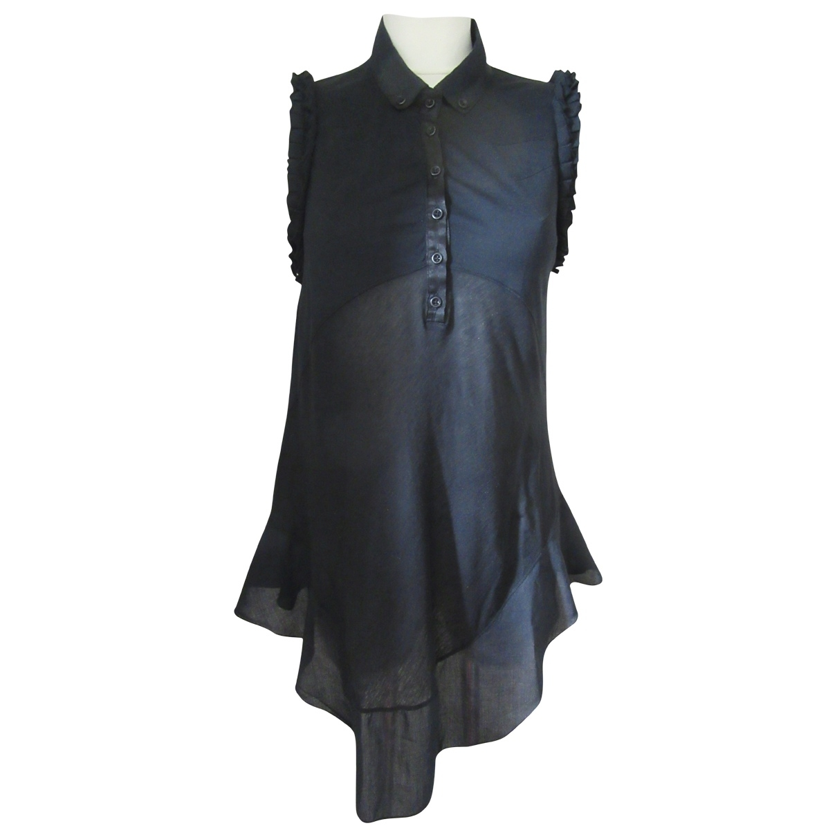 Claire Campbell \N Top in  Schwarz Baumwolle