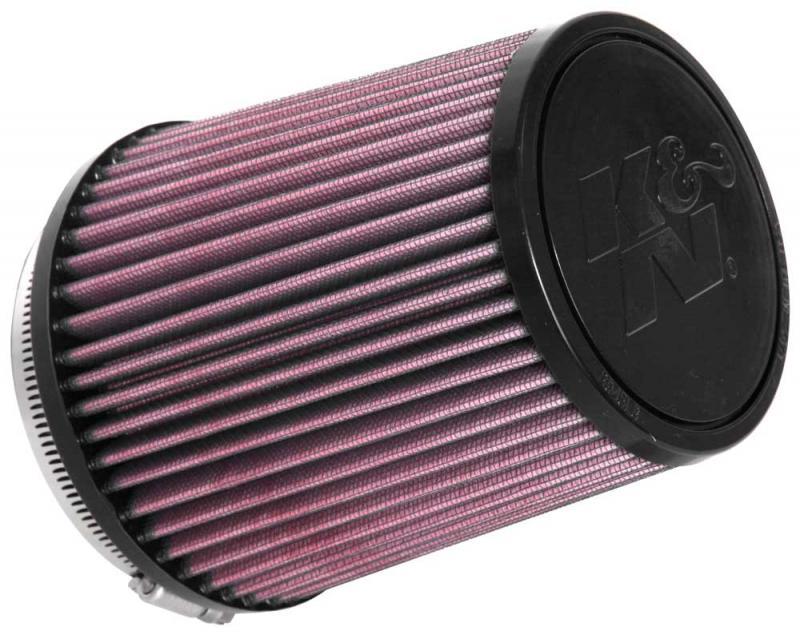 K&N RU-4550 Universal Clamp-On Air Filter