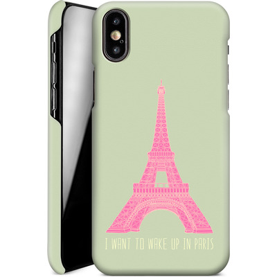 Apple iPhone XS Smartphone Huelle - Oui Oui von Bianca Green