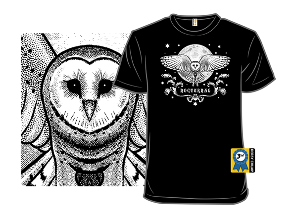 The Night Owl T Shirt