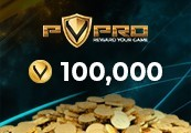 PvPRO 100 EUR Gift Card