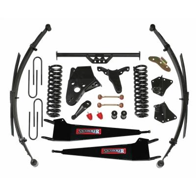 Skyjacker 6 Inch Suspension Lift Kit with M95 Performance Shocks - 236R2KS-AM