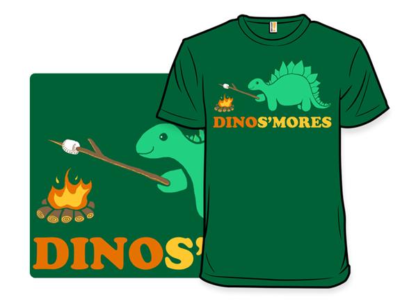Dinosmores T Shirt