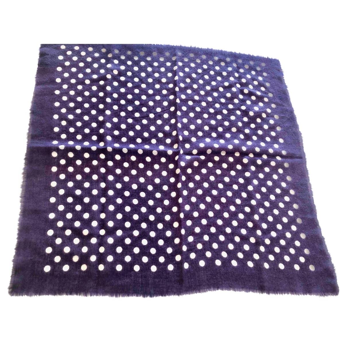 Epice - Foulard   pour femme en laine - violet