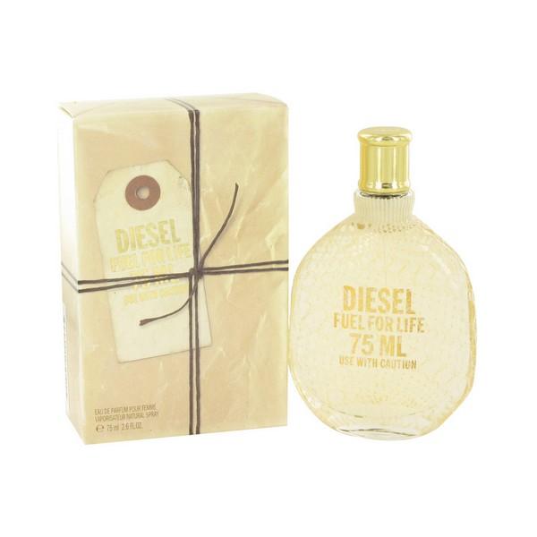 Fuel For Life - Diesel Eau de Parfum Spray 75 ML