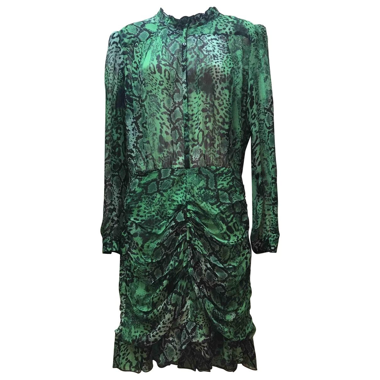 Ba&sh \N Green dress for Women 10 US