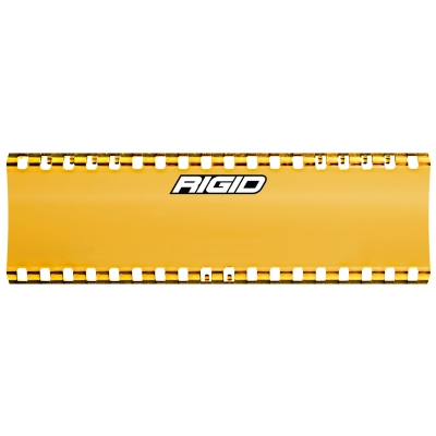 Rigid Industries SR-Series Light Cover (Amber) - 105863