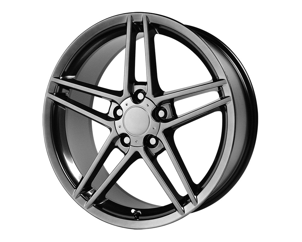 OE Creations 117H-896140 PR117 Wheel 18x9.5 5x5x120.65 +40mm Hyper Black