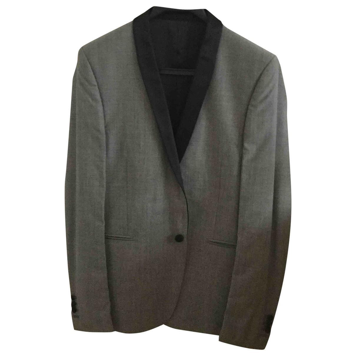 The Kooples - Costumes   pour homme en laine - gris