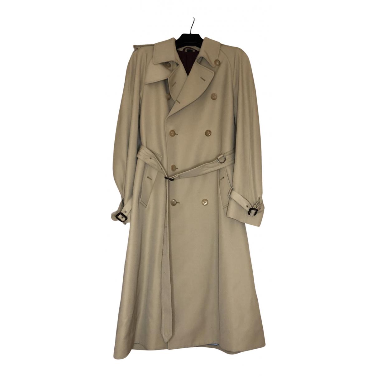 Gucci - Manteau   pour homme en coton - beige