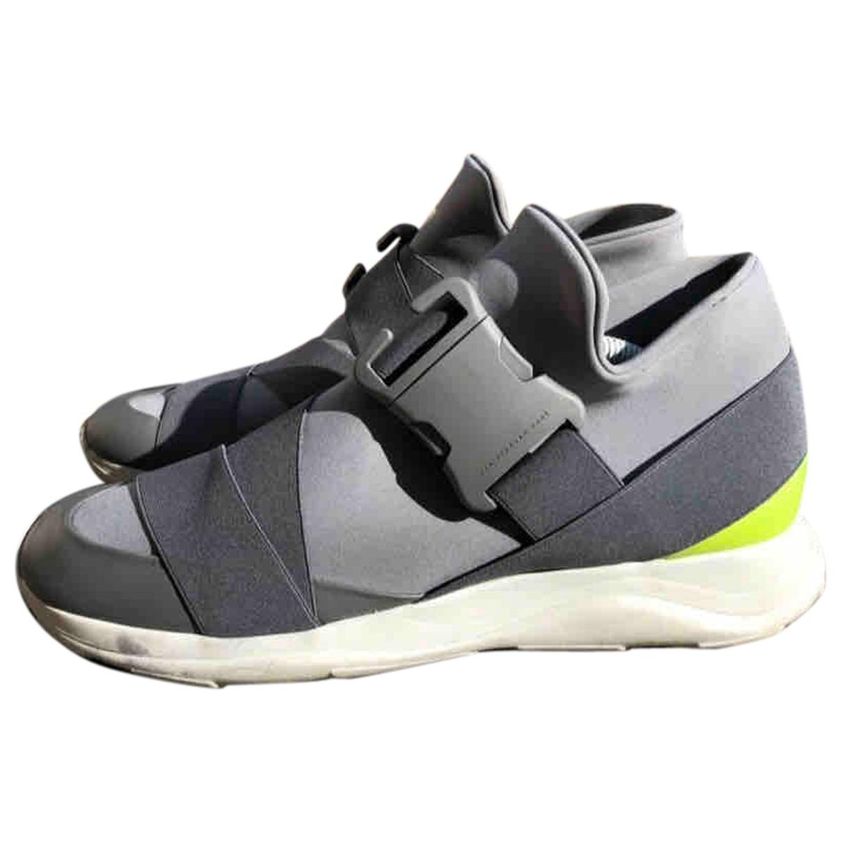 Christopher Kane \N Sneakers Grau