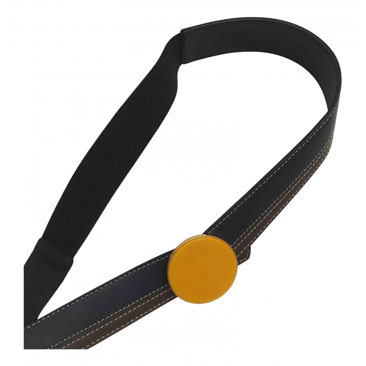 Marni \N Multicolour Leather belt for Women 80 cm