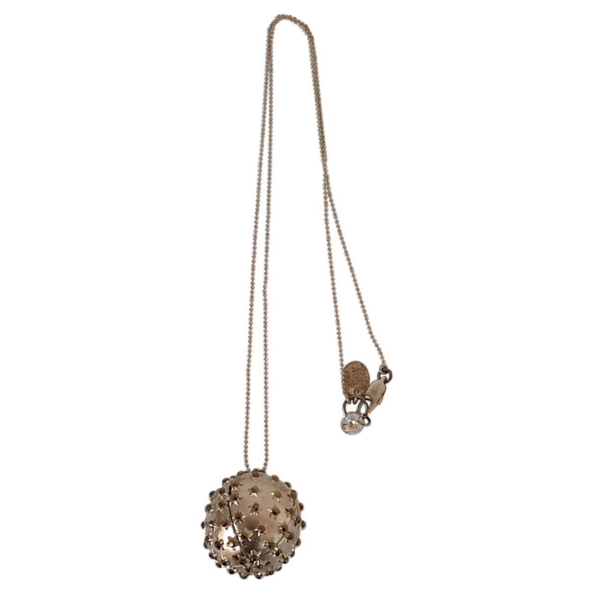 Servane Gaxotte \N Gold Metal necklace for Women \N