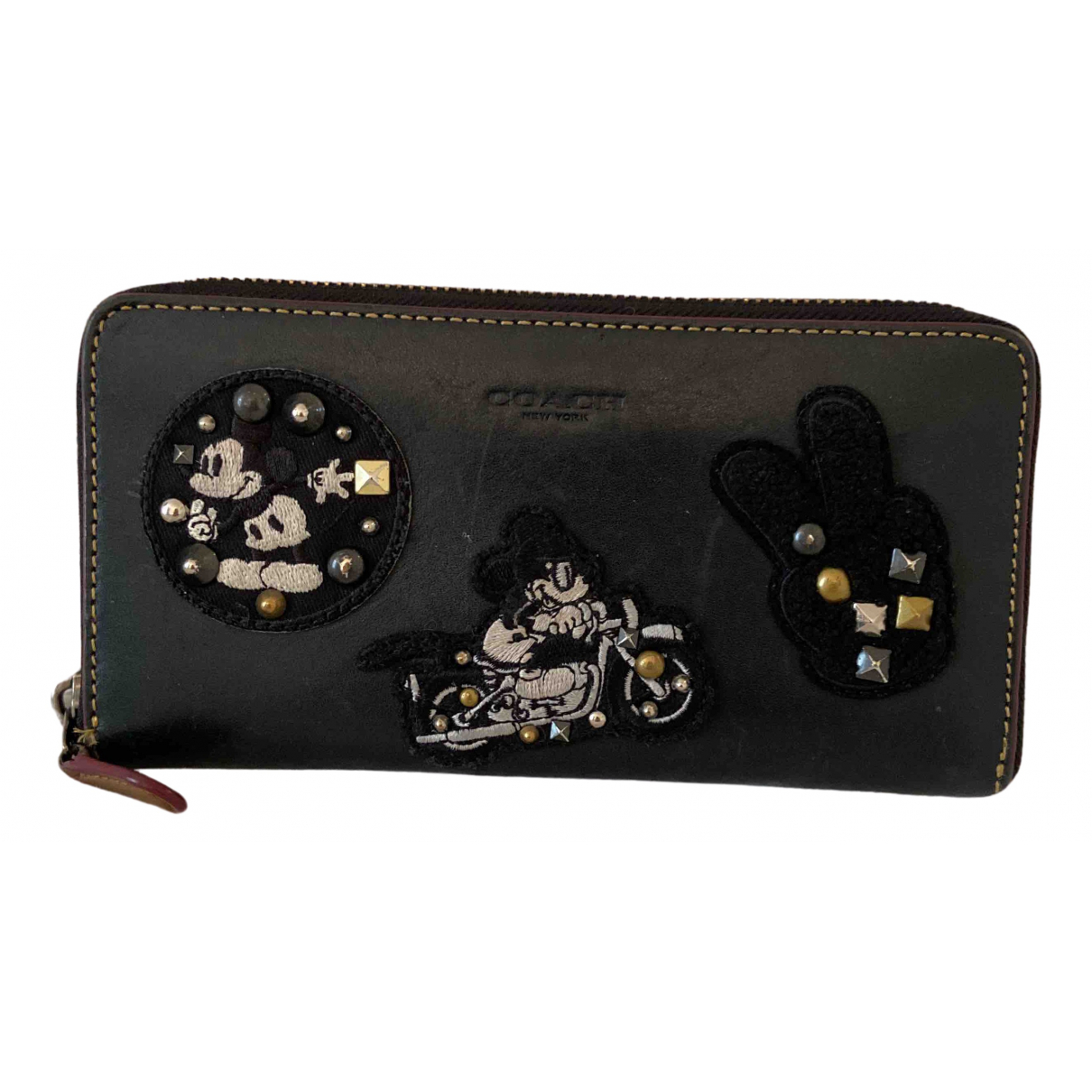 Cartera  Disney collection de Cuero Coach