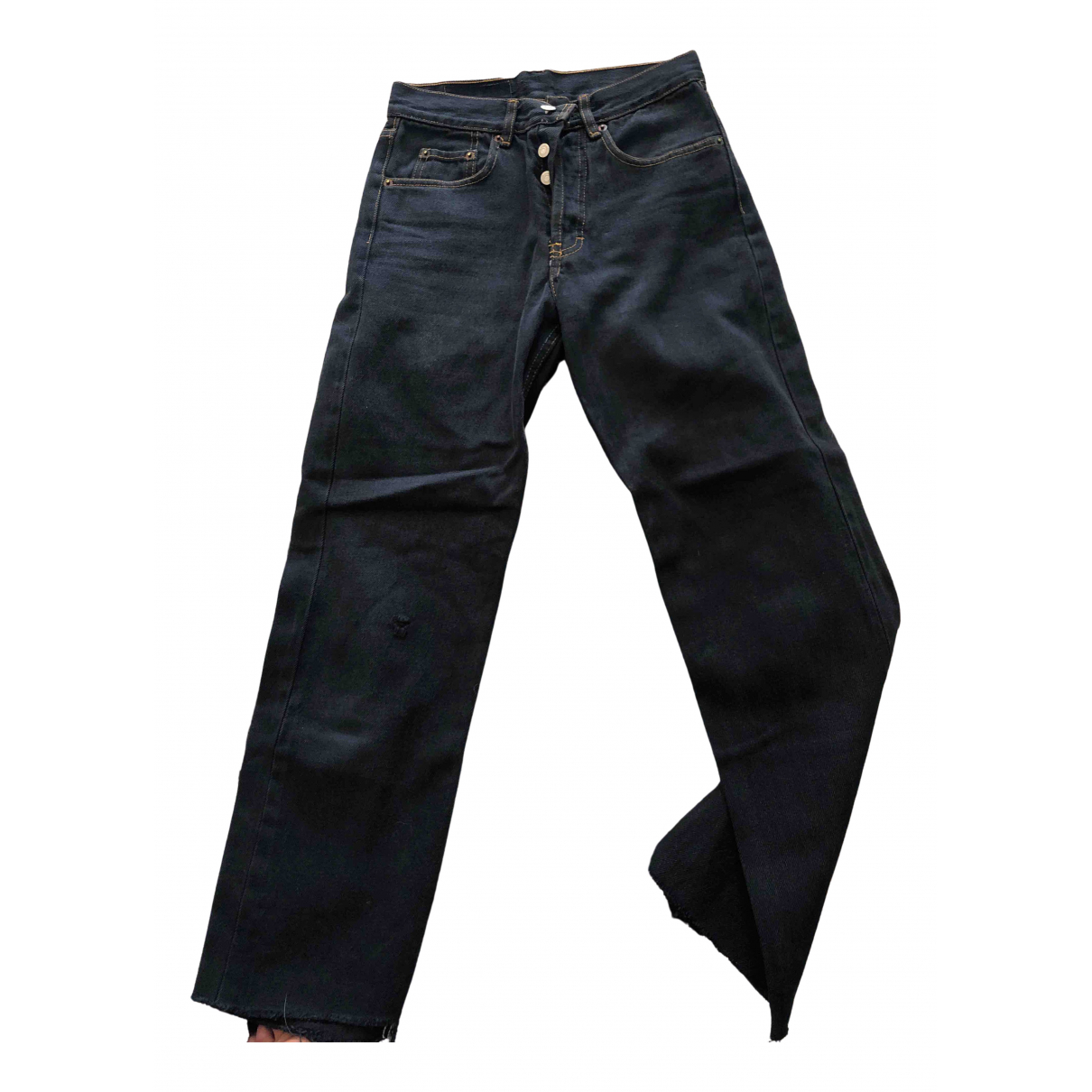 Levi's Vintage Clothing \N Blue Denim - Jeans Jeans for Women 27 US