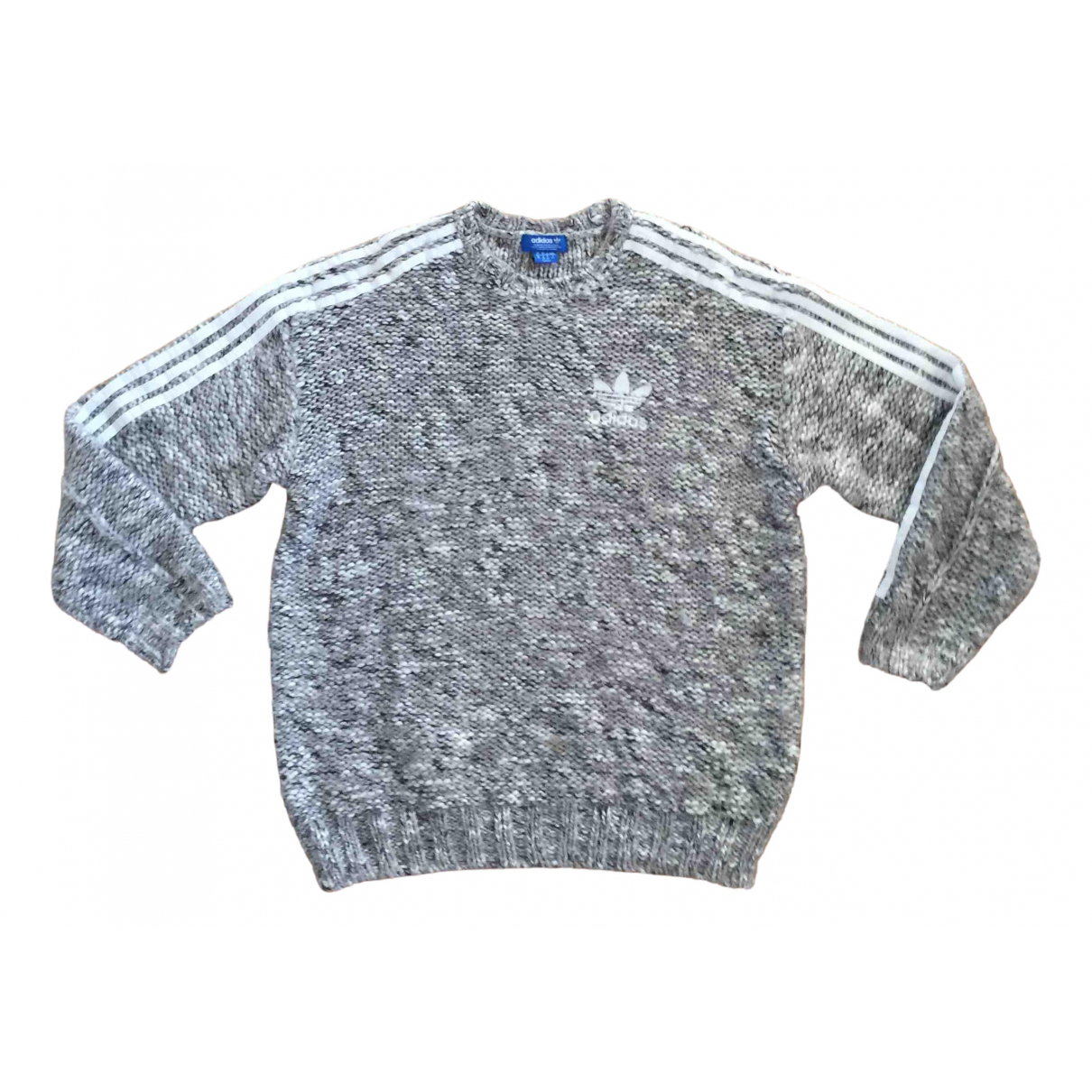 Adidas - Pulls.Gilets.Sweats   pour homme - gris