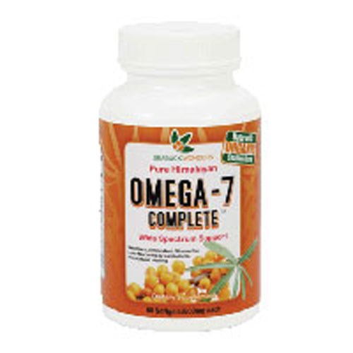 Omega-7 Complete 60 Softgels by Seabuck Wonders