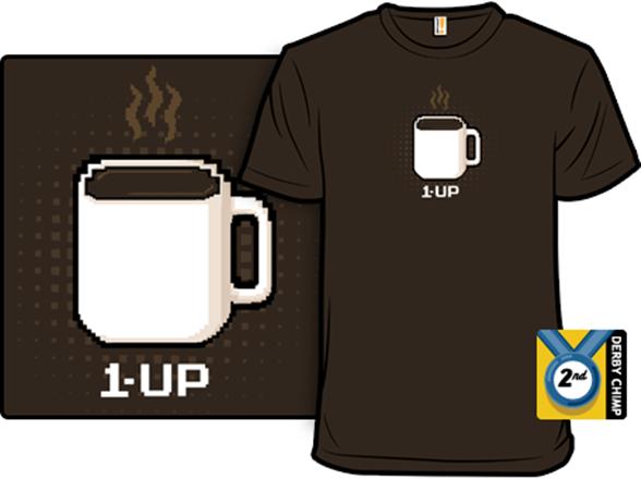 Morning Powerup T Shirt