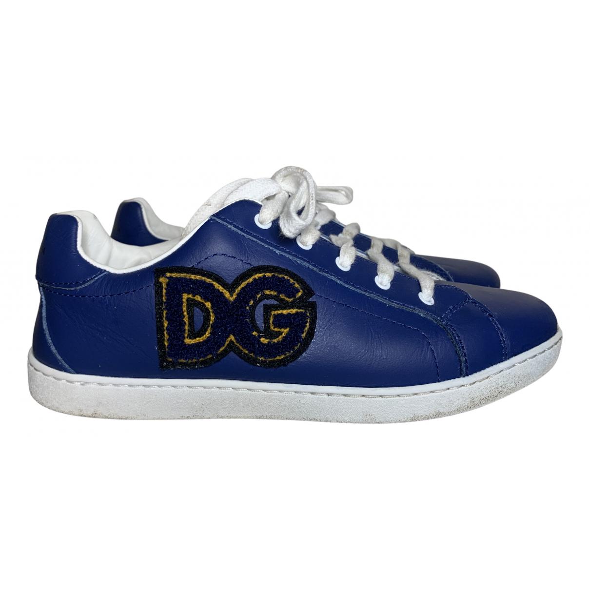 Deportivas de Con lentejuelas Dolce & Gabbana