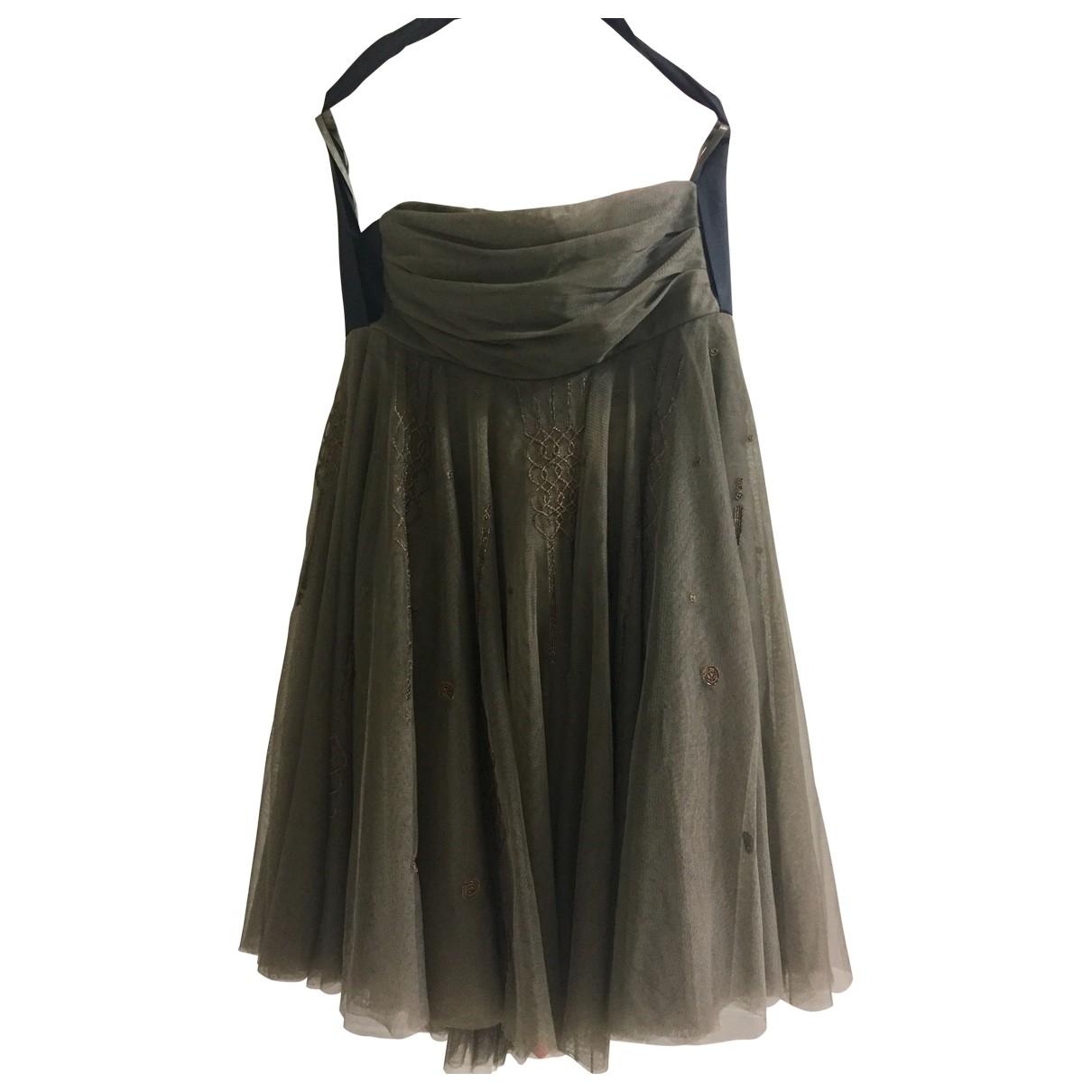 Hoss Intropia - Robe   pour femme - marron