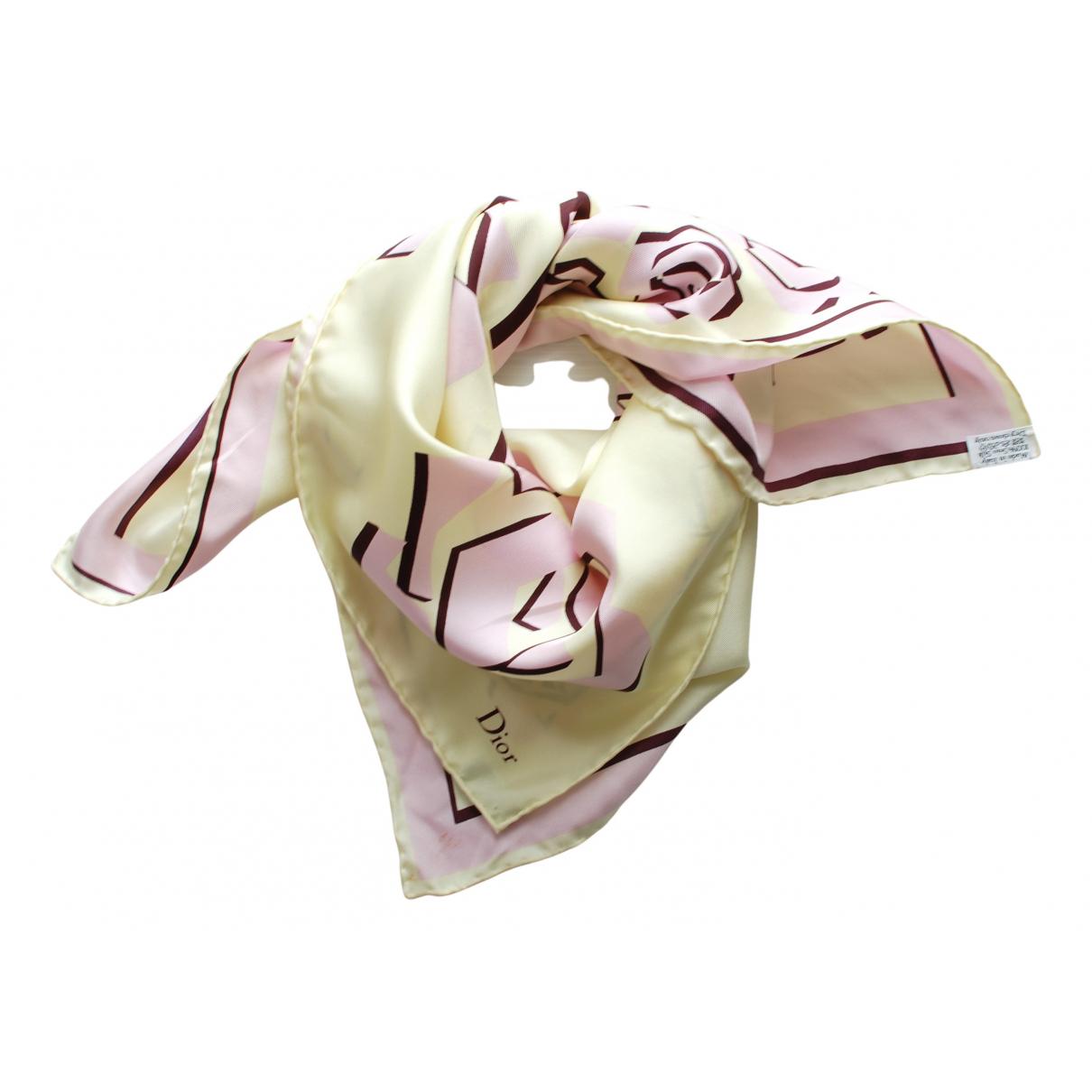 Bufanda de Seda Dior