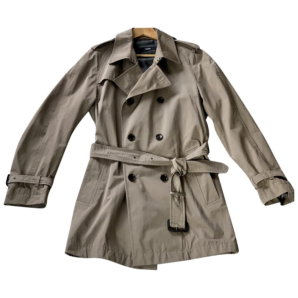 Boss N Green coat  for Men M International