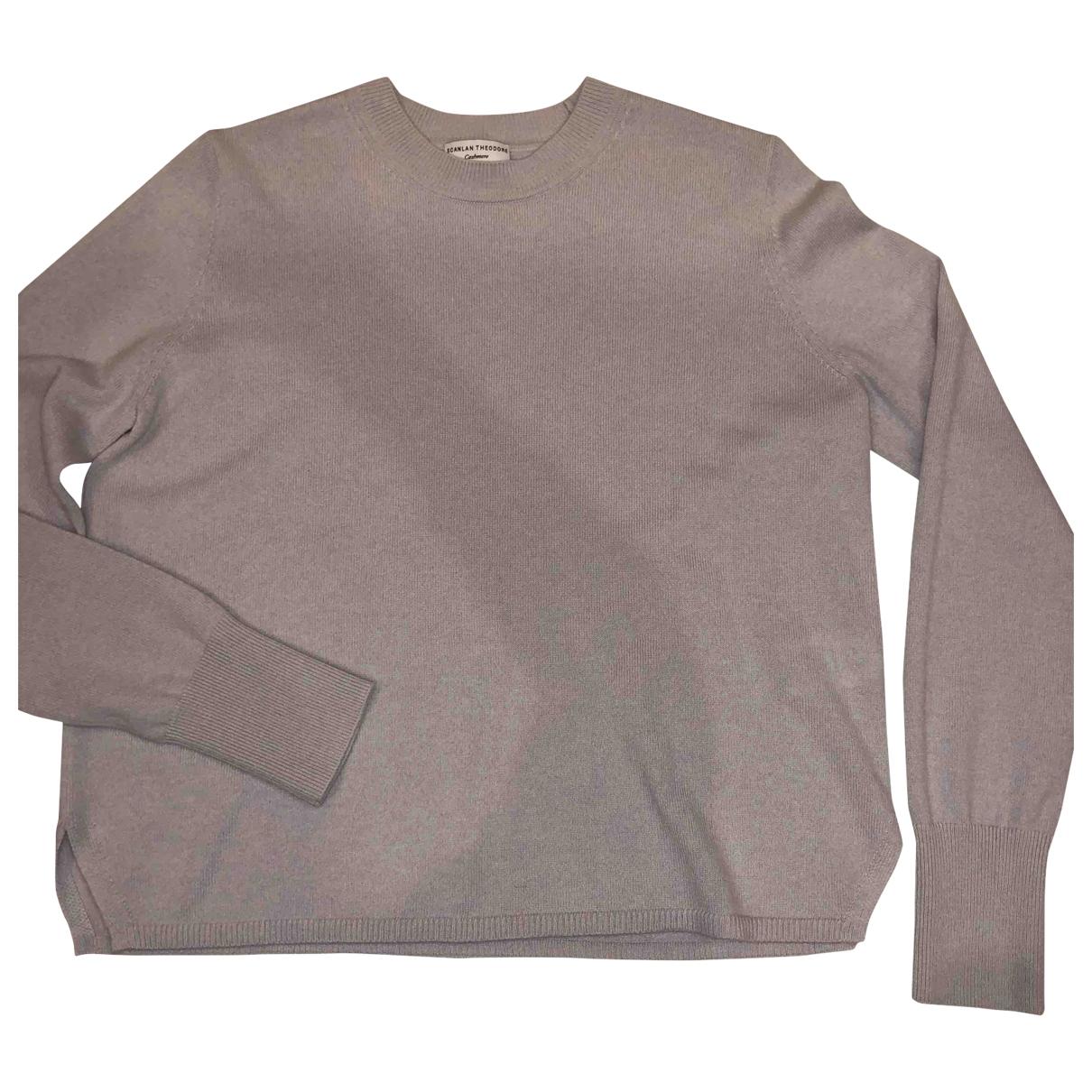 Scanlan & Theodore \N Grey Cashmere Knitwear for Women M International