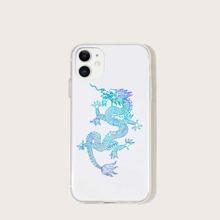 1 Stueck iPhone Huelle mit chinesischem Drache Muster