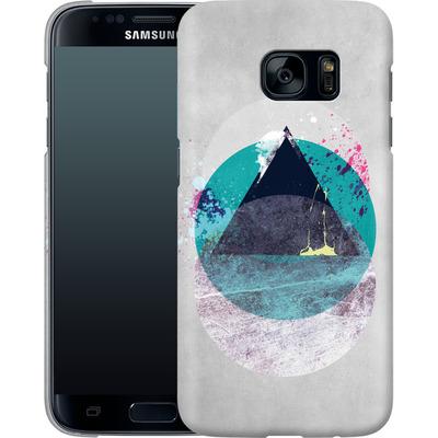 Samsung Galaxy S7 Smartphone Huelle - Minimalism 10 von Mareike Bohmer