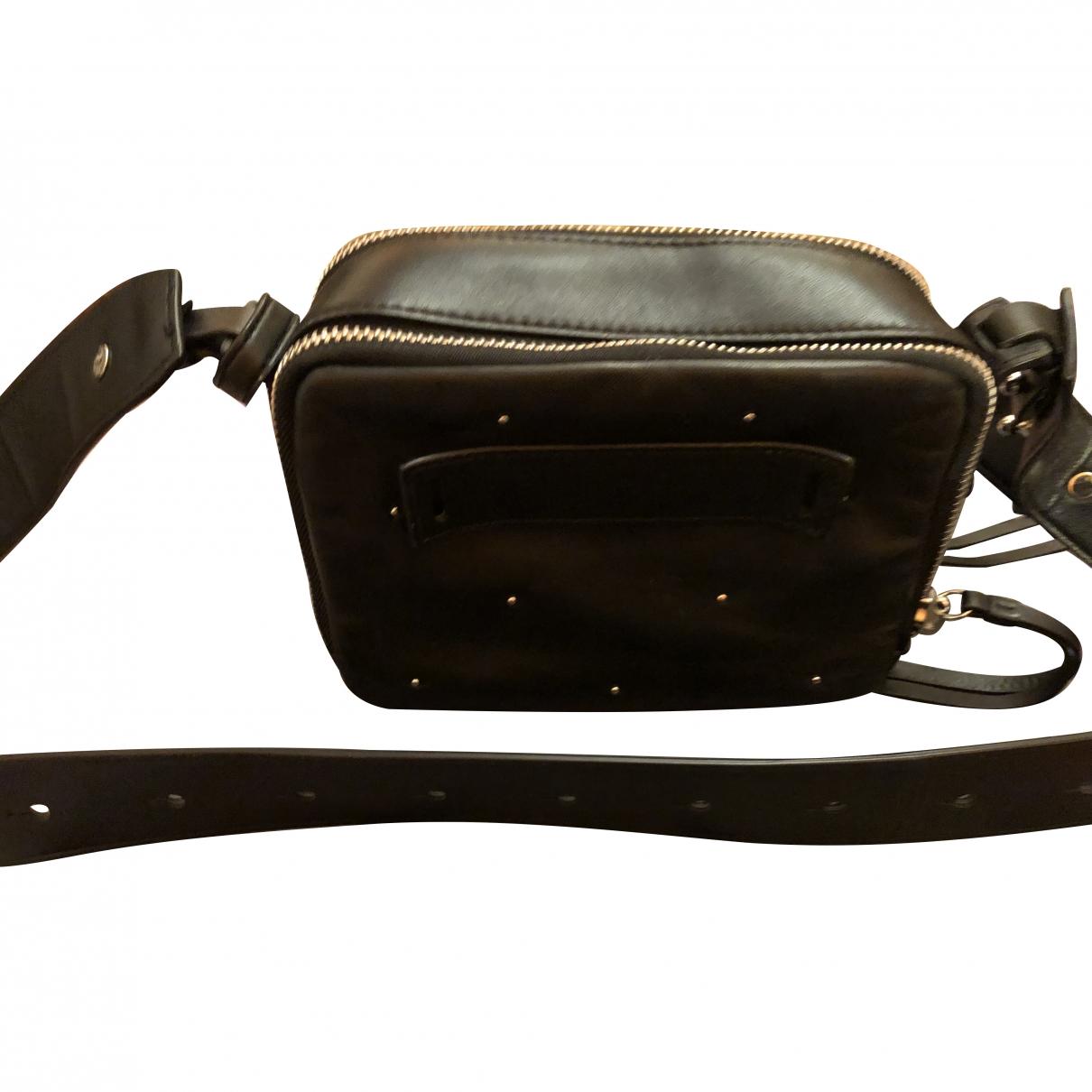 All Saints \N Black Leather handbag for Women \N