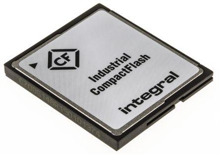 Integral Memory CompactFlash Industrial 8 GB SLC Compact Flash Card