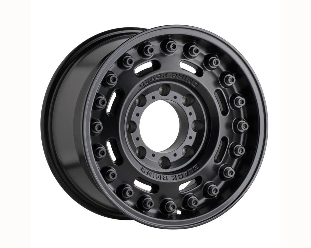 Black Rhino Axle Wheel 20x9.5 8x170 -18 Matte Black