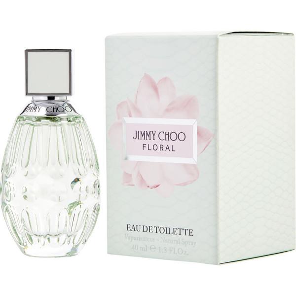 Jimmy Choo - Floral : Eau de Toilette Spray 1.3 Oz / 40 ml