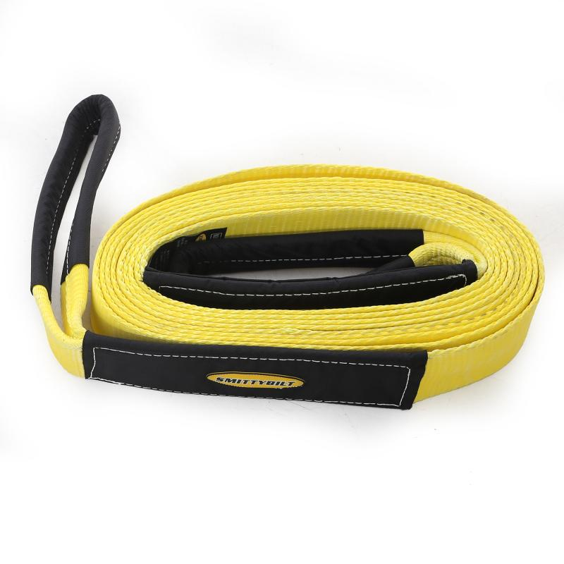 Tow Strap 4 Inch X 20 Foot 40,000 Lb Rating Smittybilt
