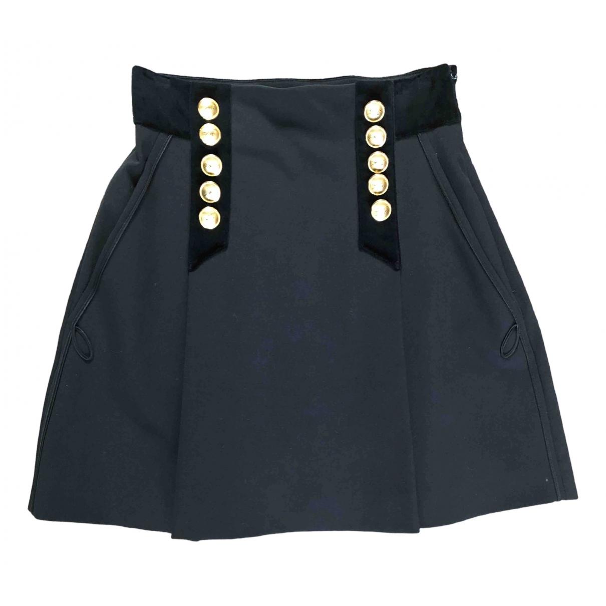 Alberta Ferretti \N Black skirt for Women 40 IT