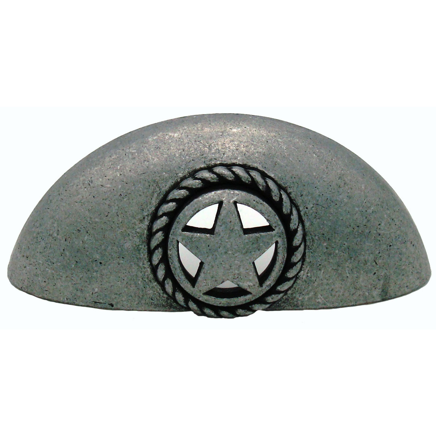 Star Cup Pull, Pewter Oxide