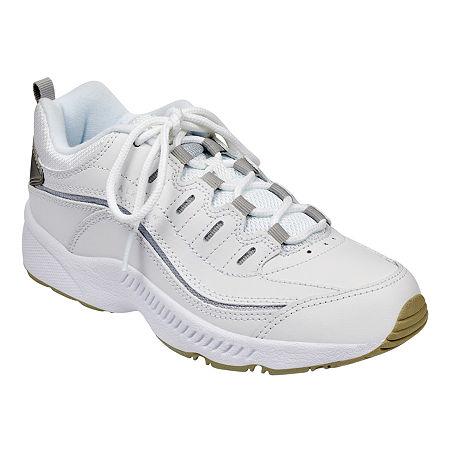 Easy Spirit Roadrun Womens Sneakers, 9 Wide, White