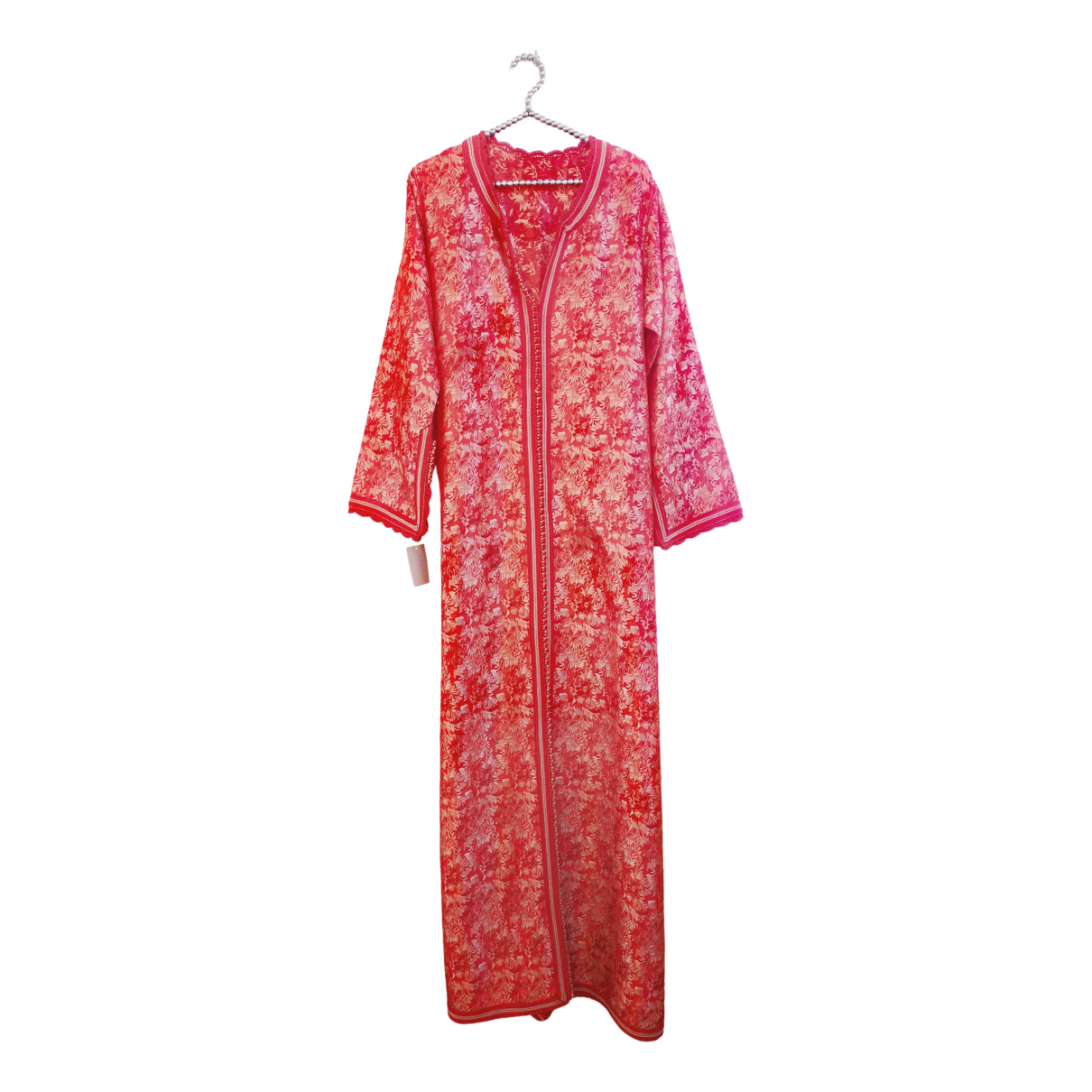 Non Signé / Unsigned \N Red dress for Women One Size FR