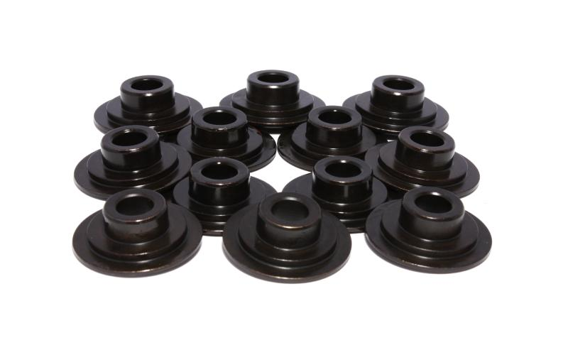 COMP Cams 7 Degree Steel Retainer Set of 12 for 11/32 Valve w/ 1.437-1.500 Spring