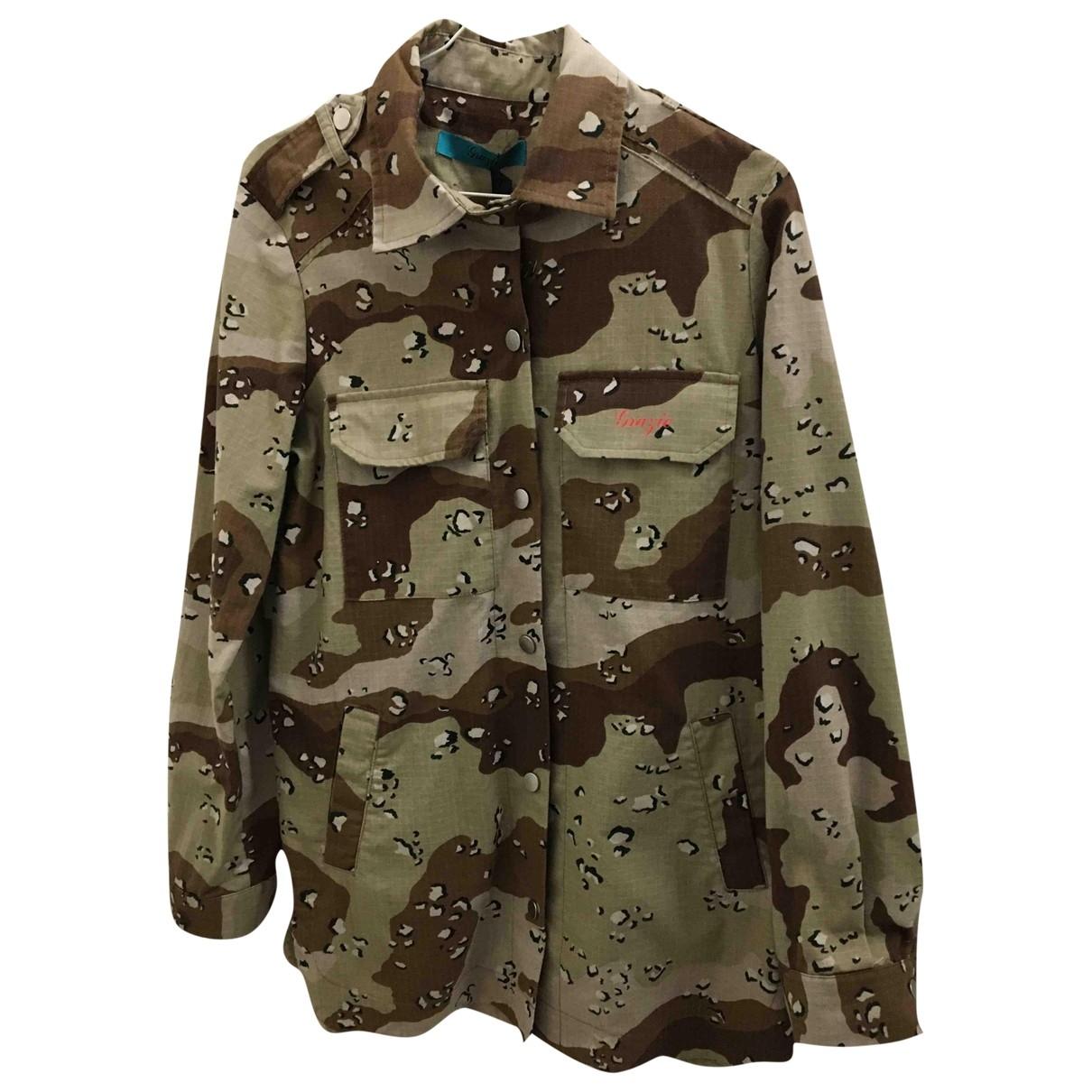 Merci \N Multicolour Cotton jacket for Women S International