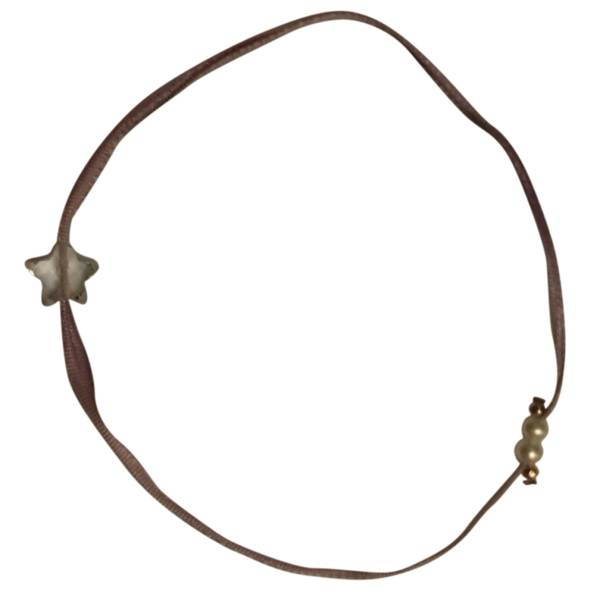 Ofee \N Armband in  Lila Kristall